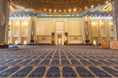 Storslagen moské i Kuwait City Royaltyfria Bilder