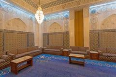 Storslagen moské i Kuwait City Royaltyfri Fotografi