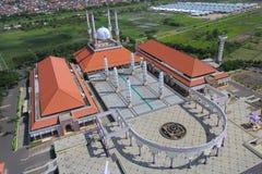Storslagen moské Semarang Royaltyfria Bilder