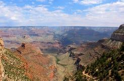 storslagen nationalpark USA för arizona kanjon arkivbilder