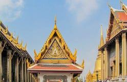 STORSLAGEN PALACEï ¼ ŒBANGKOK, THAILAND fotografering för bildbyråer