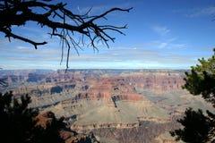storslagen punktyavapai för kanjon Royaltyfri Fotografi