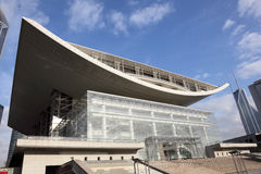 storslagen shanghai theatre Arkivbild