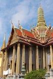 storslagen slott Arkivfoton