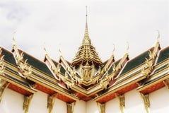 storslagen slott Royaltyfri Bild