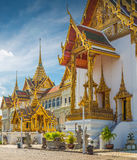Storslagen slott Bangkok Royaltyfri Bild