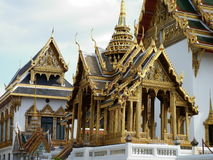 Storslagen slott - Bangkok Arkivfoton
