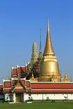 Storslagen slott, Bangkok, Thailand Arkivfoto