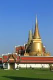 Storslagen slott, Bangkok, Thailand Royaltyfria Foton