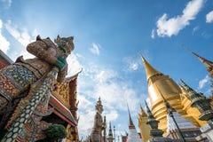 Storslagen slott Bangkok - Thailand Royaltyfri Fotografi