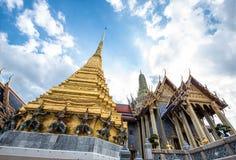 Storslagen slott Bangkok - Thailand Arkivbild
