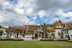 Storslagen slott Bangkok - Thailand Arkivfoton