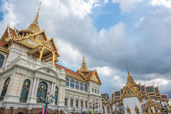 Storslagen slott Bangkok - Thailand Royaltyfri Bild