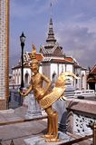 Storslagen slott, Bankkok, Thailand. royaltyfri foto