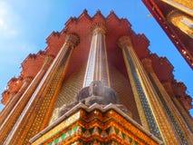 Storslagen slottBuddha Royaltyfri Fotografi