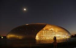 storslagen teater Royaltyfri Bild