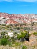 Storslagen trappuppgång - Escalante nationell monument, Utah royaltyfri bild