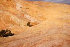 Storslagen Trappuppgång-Escalante nationell monument, Utah, USA Arkivfoton