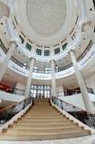 storslagen trappuppgång Fotografering för Bildbyråer