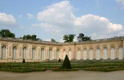 storslagen trianon versailles royaltyfri fotografi