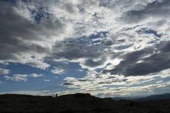 storslagen vandring för kanjon Arkivfoton