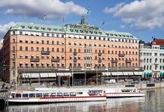 storslaget hotell Arkivfoton