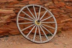 storslaget museumhjul för kanjon Royaltyfria Foton