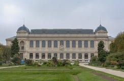 Storslagna Hall av Jardinet des Plantes, Paris, Frankrike Royaltyfri Foto
