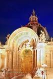 Storslagna Palais (den storslagna slotten) Fotografering för Bildbyråer