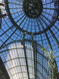 Storslagna Palais, Paris Arkivfoto
