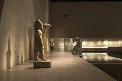 Storstads- museum i NYC Arkivfoto