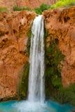 Storstilade vattenfall Arkivfoto