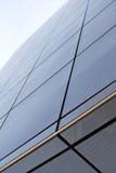 stort byggnadsexponeringsglas Fotografering för Bildbyråer