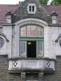 Stort fönster Arkivfoto