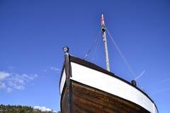 stort fartyg Royaltyfri Fotografi