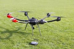 Stort flyg- obemannat flyg- medel Arkivfoton