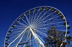 stort hjul Royaltyfri Fotografi
