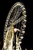 Stort hjul - Paris Fotografering för Bildbyråer