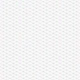 Stort isometriskt raster för 2:1 för PIXELkonst Arkivbild