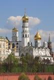 stort ivan torn för klocka Royaltyfri Foto