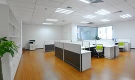 stort kontor Fotografering för Bildbyråer