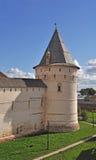 stort kremlin rostovrussia torn fotografering för bildbyråer