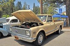 Stort kvarter Chevrolet Fotografering för Bildbyråer