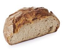 Stort släntra av bröd Arkivfoto