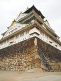 stort slott Fotografering för Bildbyråer