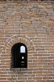 stort väggwatchfönster Fotografering för Bildbyråer