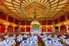 Storting budynek - Oslo, Norwegia fotografia royalty free