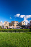 Storting or Parlament in Oslo Norway Royalty Free Stock Image