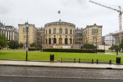 Storting, Parliament of Norway Stock Photos