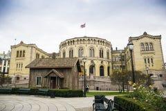 Storting som bygger Oslo Arkivbilder